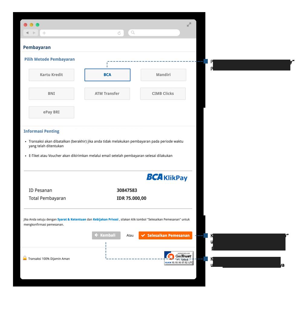 cara pesan sewa mobil online