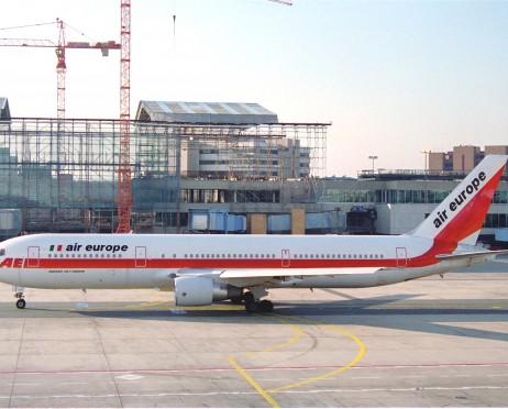 Foto AIR EUROPA