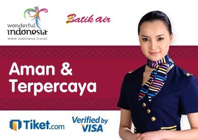 Official Partner Batik Air