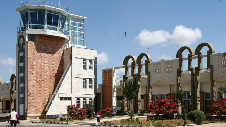 Foto Bandara di Axum  Axum