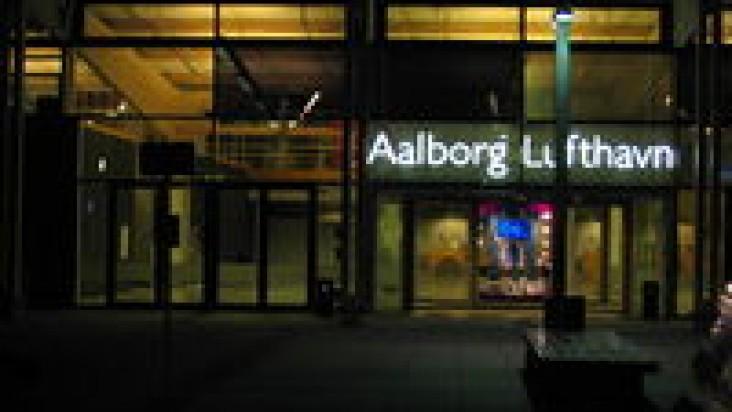 Foto Bandara di Aalborg  Aalborg