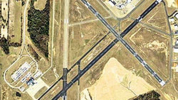 Foto Bandara di Tyler Pounds Regional Texas