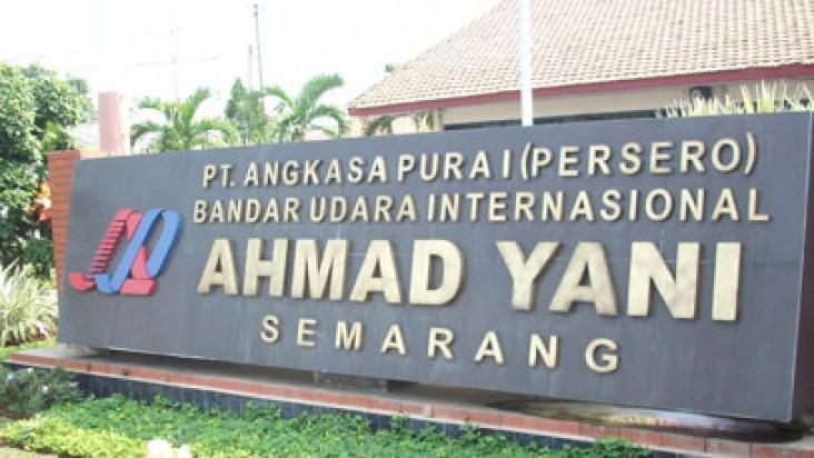 Foto Bandara di Achmad Yani Semarang