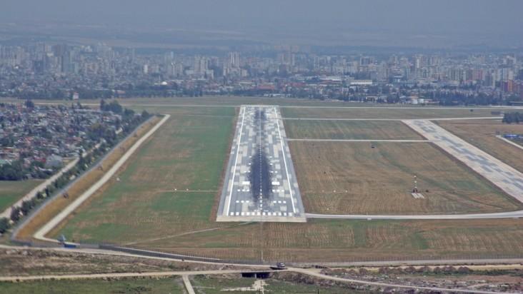 Foto Bandara di Adana Sakirpasa  Adana