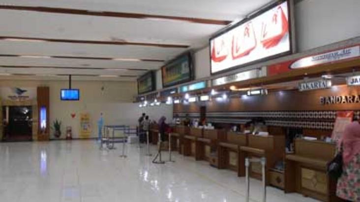 Foto Bandara di Adi Sutjipto Yogyakarta