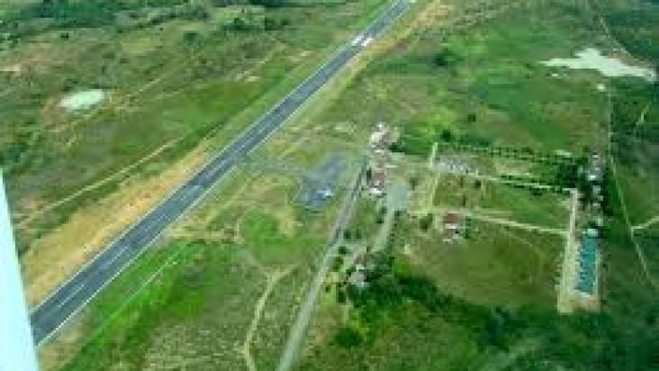 Foto Bandara di Aek Godang Tapanuli Selatan