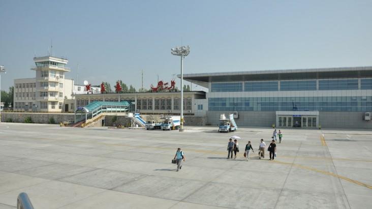 Foto Bandara di Altay Airport Altay
