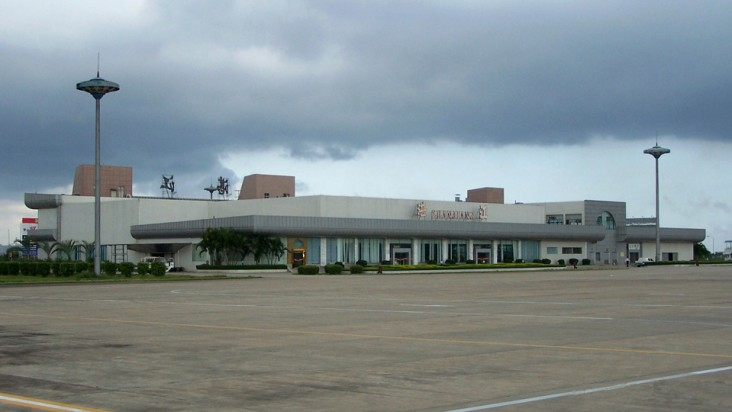 Foto Bandara di Zhanjiang Zhanjiang