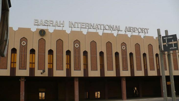 Foto Bandara di Basra Basra
