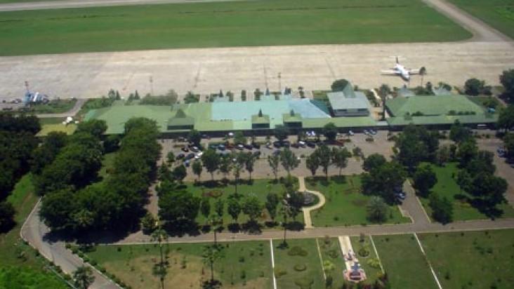 Foto Bandara di El Tari Kupang