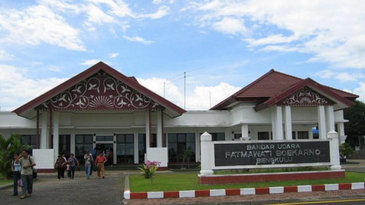 Foto Bandara di Fatmawati Soekarno Bengkulu