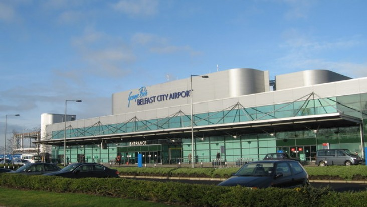 Foto Bandara di George Best Belfast City Port Of Belfast