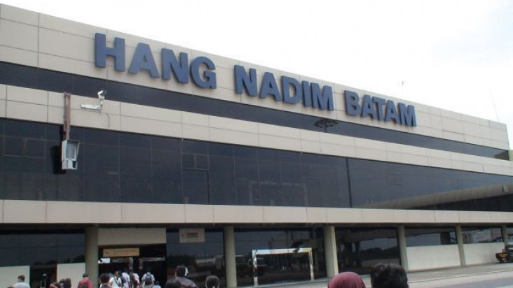 Foto Bandara di Hang Nadim Batam