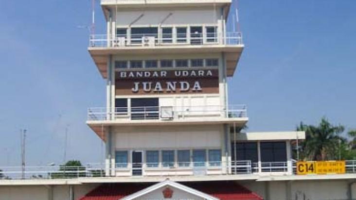 Foto Bandara di Juanda Surabaya