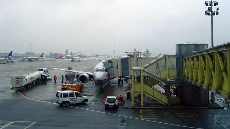 Foto Bandara di Linate  Novegro