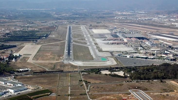 Foto Bandara di Malaga  Andalucia Technology Park