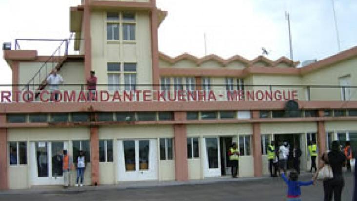 Foto Bandara di Menongue  Cuando Cubango