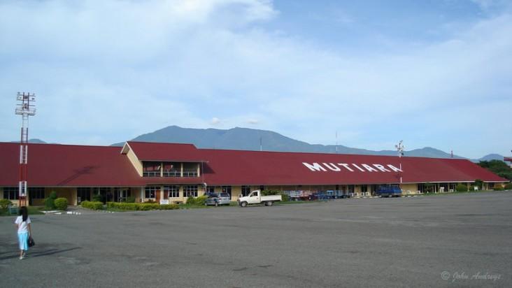 Foto Bandara di Mutiara Palu