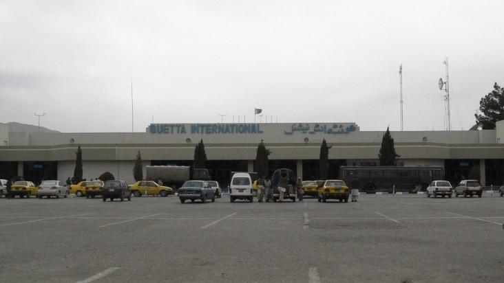 Foto Bandara di Quetta  Balochistan