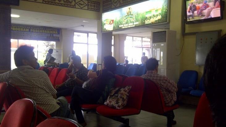 Foto Bandara di Radin Inten Ii Lampung