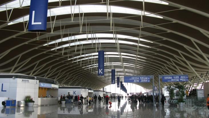 Foto Bandara di Shanghai Pudong Shanghai