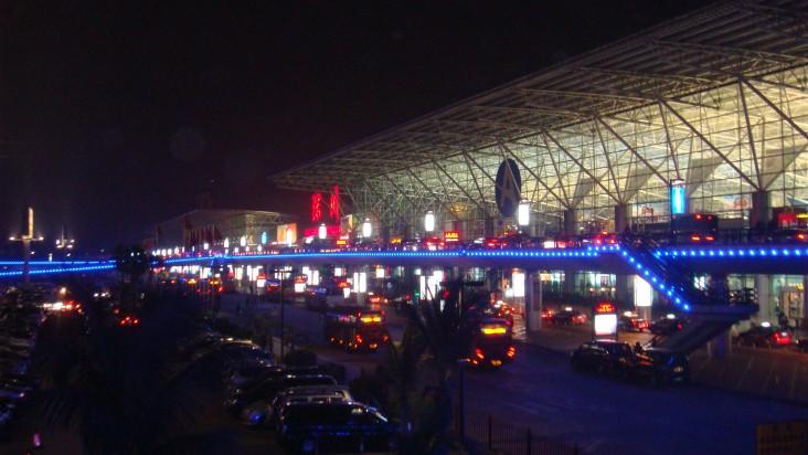 Foto Bandara di Shenzhen Shenzhen