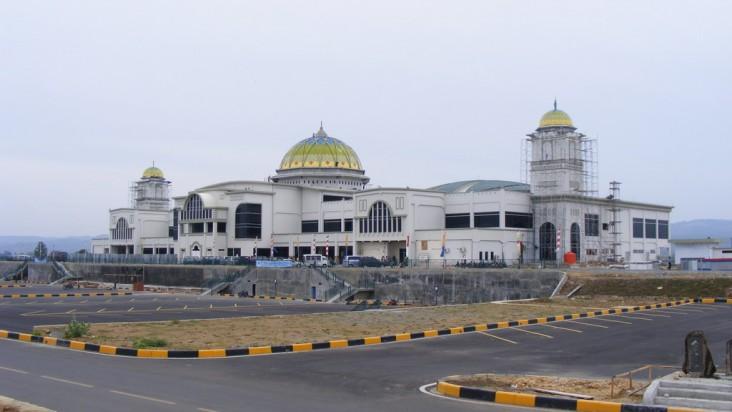 Foto Bandara di Sultan Iskandar Muda Banda Aceh