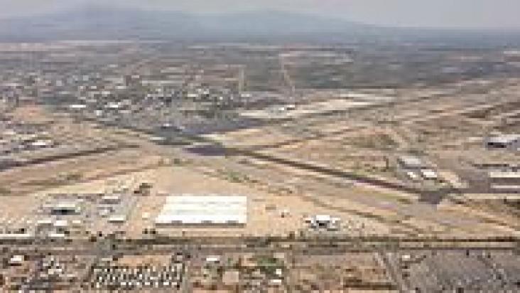 Foto Bandara di Tucson Arizona