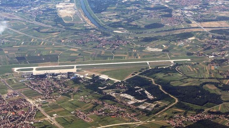 Foto Bandara di Zagreb  Zagreb