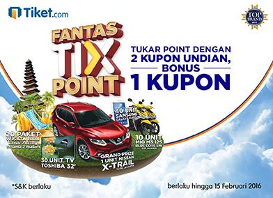 Promo Fantastix Point Reedem 2 Get 3