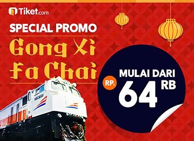 Promo Kereta Gong Xi Fa Cai