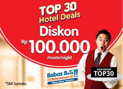 Promo Hotel Top 30 Season 4