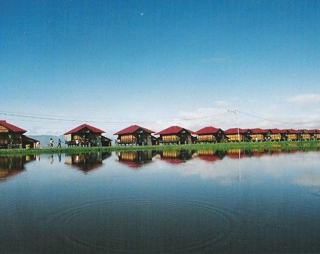 Pemandian Air Panas Pentadio Resort