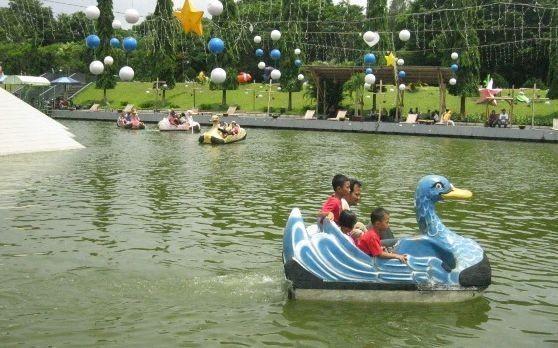Taman Lampion Yogyakarta