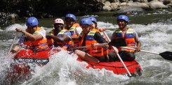 Sungai Alas Rafting