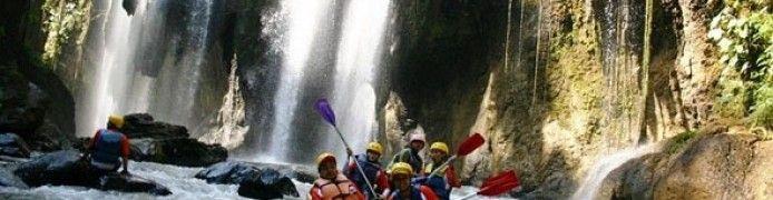 Rafting Teunom River