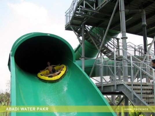Taman Air Abadi