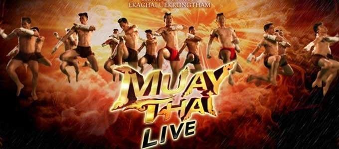 harga tiket Admission Muay Thai Live Show (Worldwide Markets Except Thai)