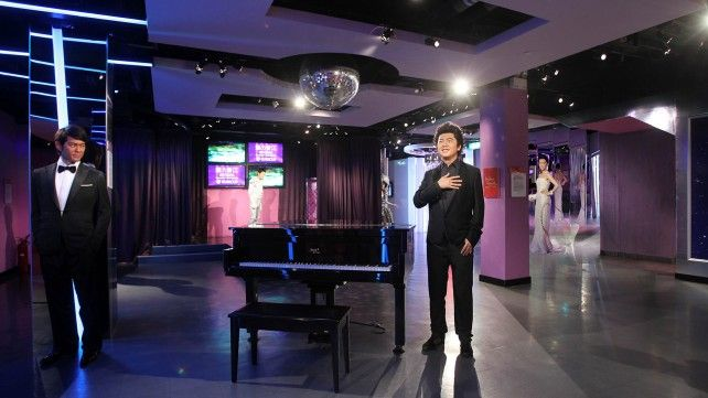 Admission to Madame Tussauds Hong Kong