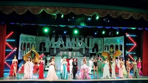 harga tiket Admission to Mambo Cabaret Show