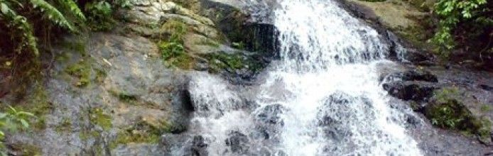 Tingkat Tujuh Waterfall (Tamiang)