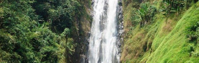 Curup Tenang Waterfall