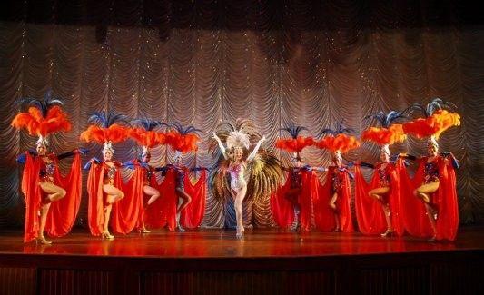 harga tiket Alcazar Cabaret Show E-voucher