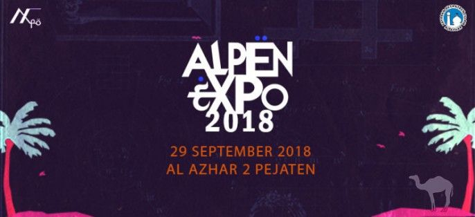 harga tiket ALPEN EXPO 2018