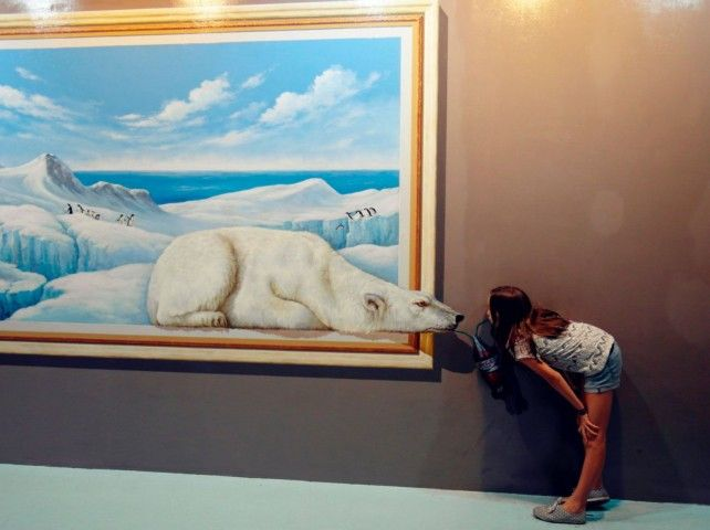 Art in Paradise, 3D Art Museum Chiang Mai