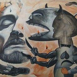 Tony Raka Art Gallery