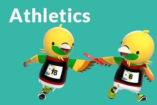 harga tiket ASIAN GAMES 2018 : ATHLETICS