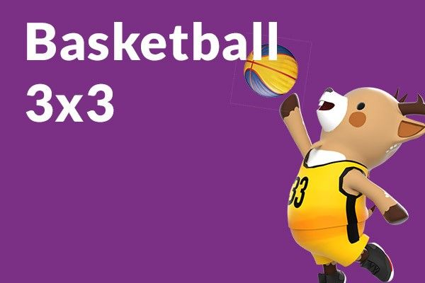 harga tiket ASIAN GAMES 2018 : BASKETBALL 3x3
