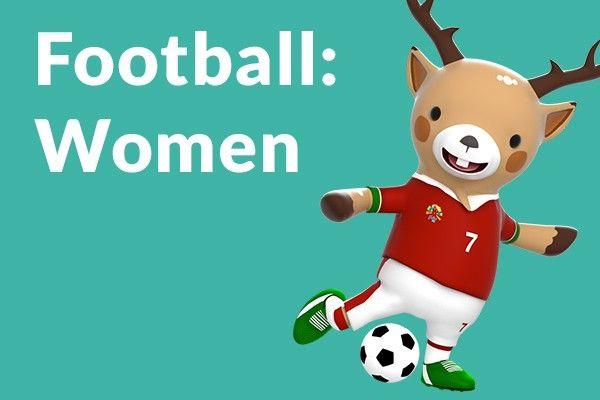 harga tiket ASIAN GAMES 2018 : FOOTBALL WOMEN