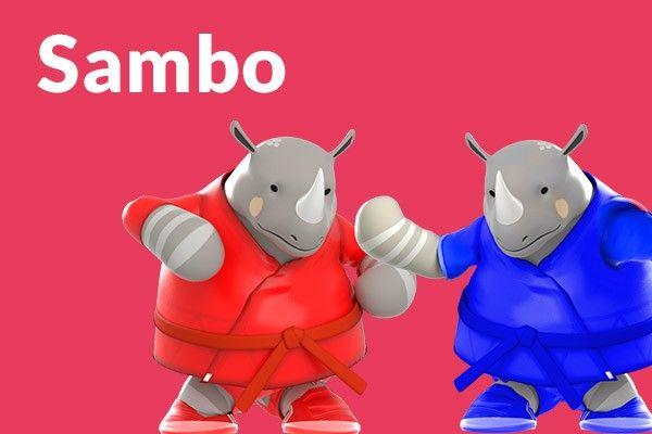 harga tiket ASIAN GAMES 2018 : SAMBO